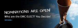 EMC Elect 2015 nominations