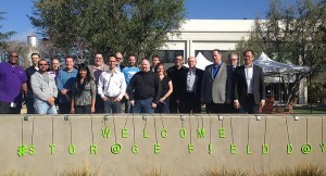 Storage Field Day 6 Delegates at Nimble Storage