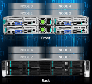 VSPEX Blue Appliance and Nodes