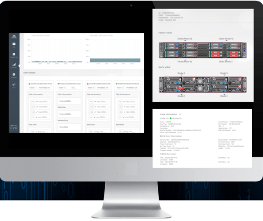 VSPEX Blue Management interface