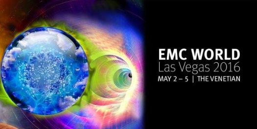 EMCWorld 2016 logo