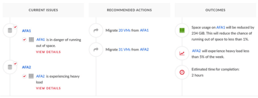 Tintri recommendations