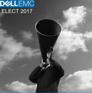 Dell EMC Elect 2017 logo