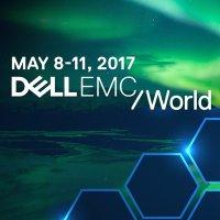 DellEMCWorld 2017 logo