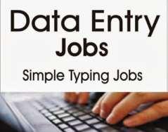 online data entry jobs