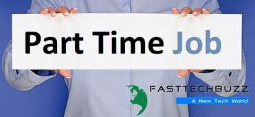 Online part time jobs India