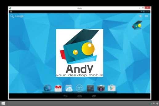 Andy Emulator
