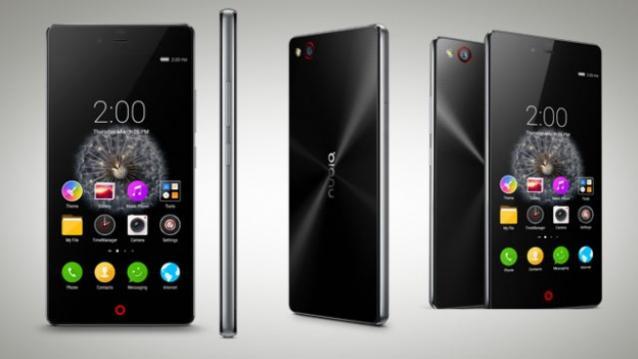ZTE Nubia Z9 Mini best smartphones under 15000 rs