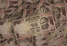 India's foreign exchange reserves exceed those of Russia, Switzerland still third
