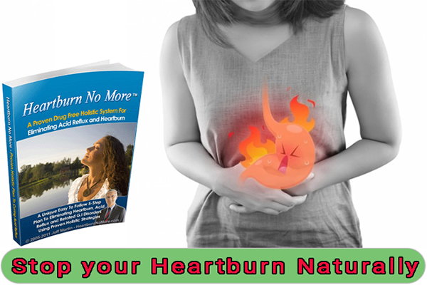 Heartburn No More Review | Lose Weight Fast