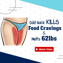 kill food cravings and melt 62lbs