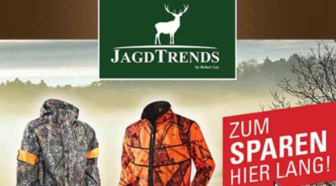 Jagdbekleidung – bis zu 75€ Gutschein hier erhältlich