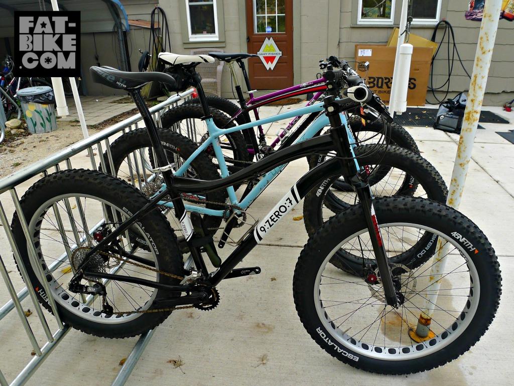 A Visit To Backyard Bikes (la Grange, Wi) Fatbikecom