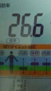 1005体脂肪率
