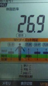 0929体脂肪率