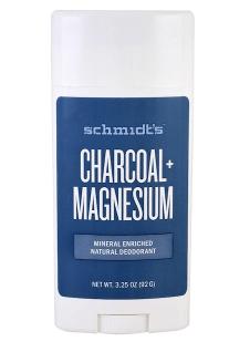 Schmidt s Natural Deodorant 炭 マグネシウム、3.25オンス 92 g iHerb.com