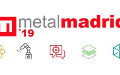 FAT en el salón MetalMadrid 2019