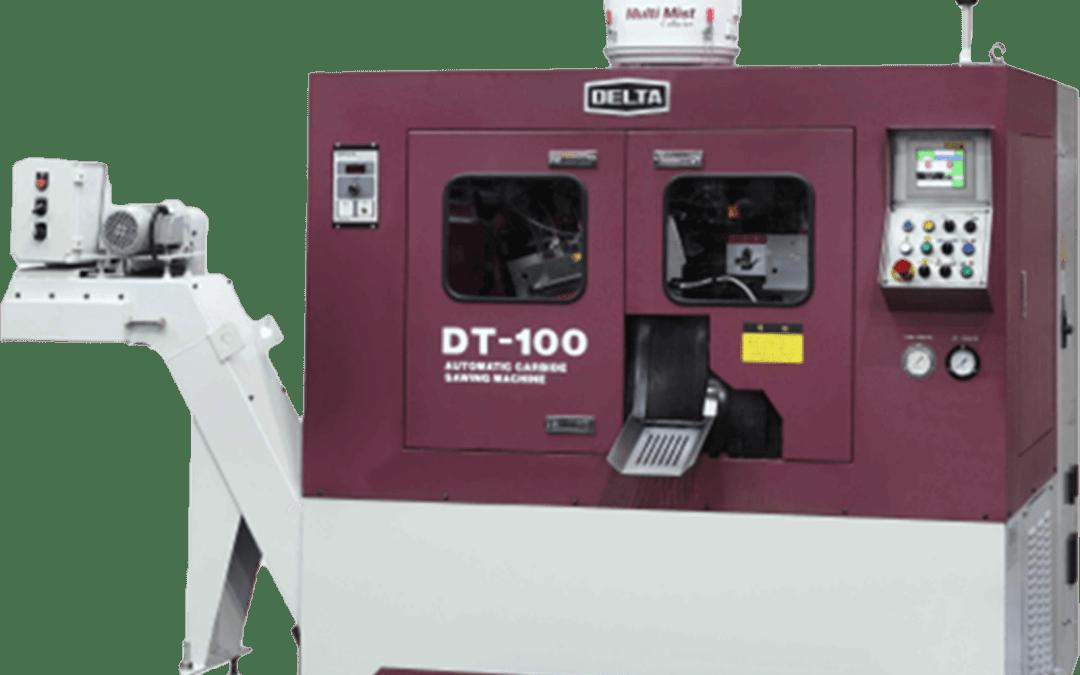 Equipo de corte FAT DT-100: eficiencia y potencia bajo control