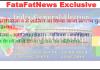 Surguja Loksabha Election Boycott