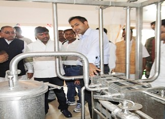 Kshirsagar on the lines of Amul dairy project in Naxal-affected areas will begin.