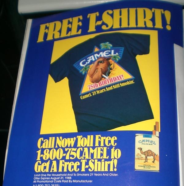 Classic 1980s Magazine Ads (4/6)