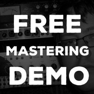 Free mastering demo try online mastering on your mix