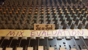 Pro mix evaluation check before mastering