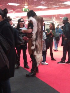 MIDEM trade floor viking
