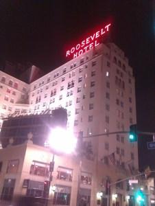 Roosevelt Hotel Los Angeles