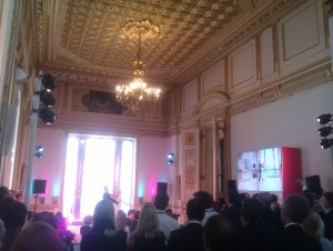 Lancaster House music is great event 2012