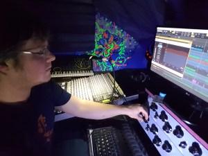 Analog mixing mastering