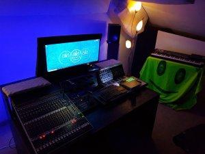 house music mastering studio Fat As Funk Mastering