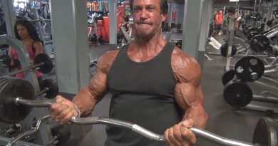 Starting Bodybuilding After 40 Years