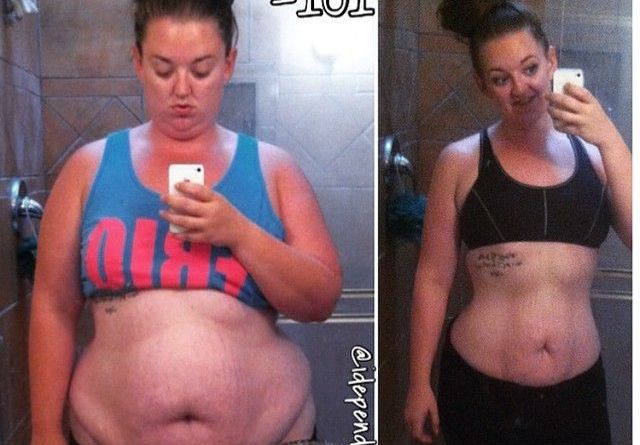 16 Craziest Fitness Transformations You Can Use As Motivation