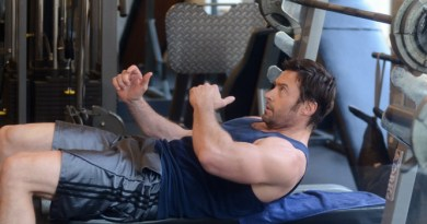 Develop Your Shoulders and Triceps with Hugh Jackman