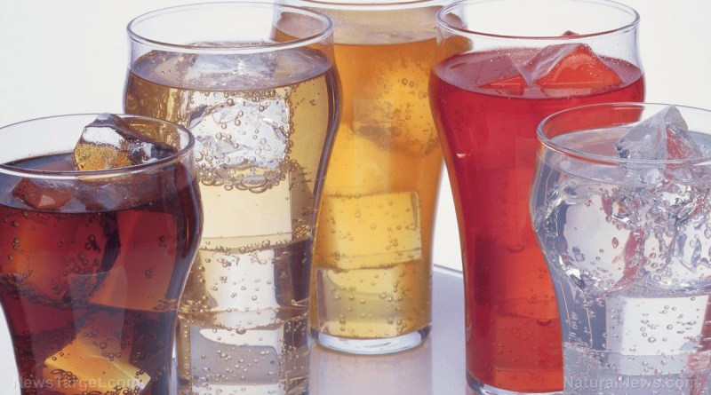 Soft Drinks Seriously Harm Health
