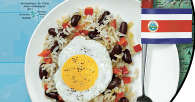Burn Fat With this Breakfast Made in Costa Rica