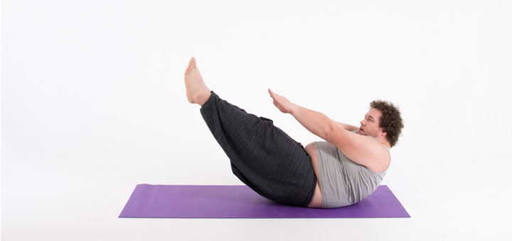Yoga Help to Lose Belly Fat