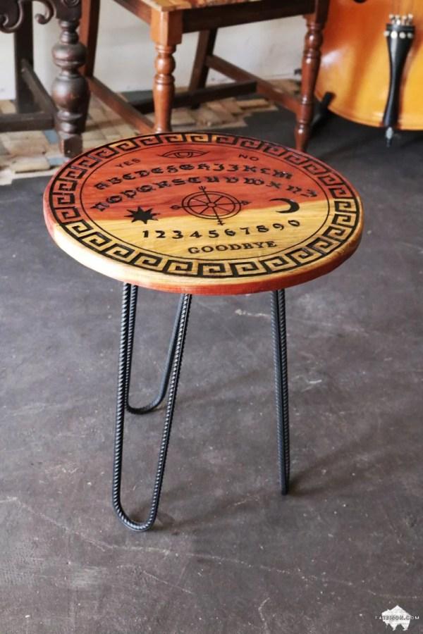 Custom Hardwood Furniture Fat Bison Workshop