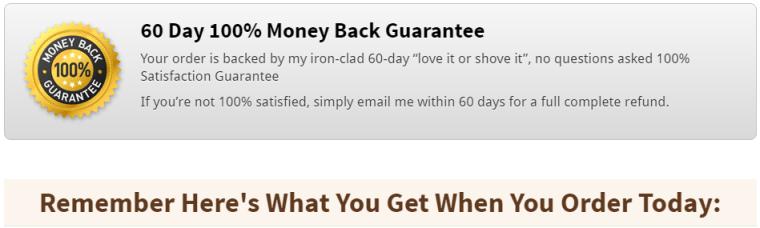 written-guarantee