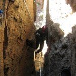 """Just Do It!"": Two days of Katoomba abseiling"