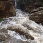 Flash flood risks in Blue Mountains canyons