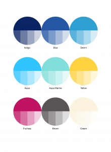 Mozak Design's new color palette