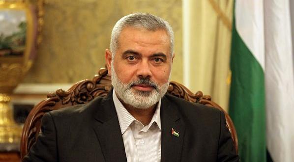 Ismail Haniya, Palestinian Hamas premier