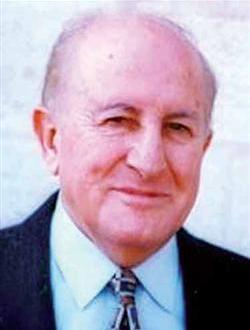 عضو المجلس الوطني الفلسطيني الراحل غازي كامل عبد الحميد السعدي