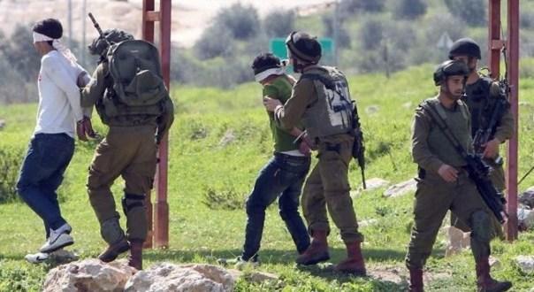 الاحتلال يعتقل شابين من القدس أحدهما في الأقصى