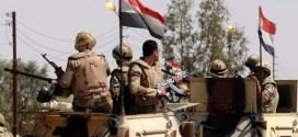 الرئيس يدين الهجوم الإرهابي ضد القوات المسلحة المصرية في سيناء