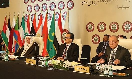 وزراء الخارجية العربي يؤكدون تمسكهم بمبادرة السلام العربية