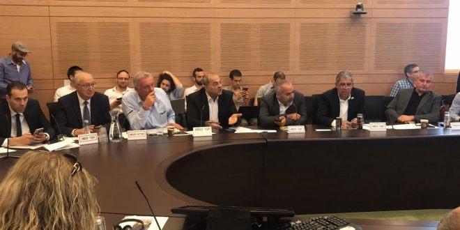الطيبي وحاج يحيى والسعدي يطرحون قضية الاكتظاظ في مكاتب وزارة الداخليّة والرسوم العالية لاستصدار الجوازات