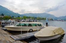 Lake Como bay